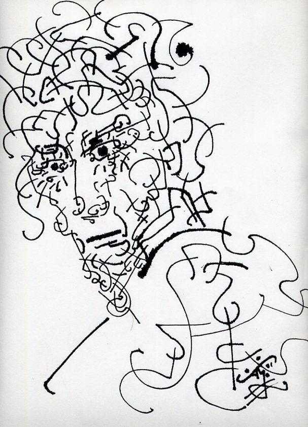 autoportrait ligne066
