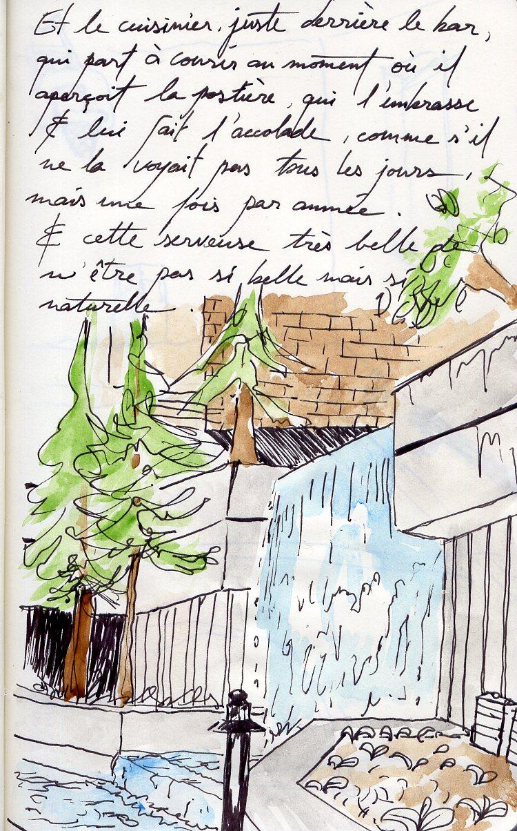 Fontaine UQÀM009